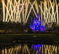 Wishes - Magic Kingdom - Walt Disney World Walt #Disney World hotel search: http://holipal.com/hotels/