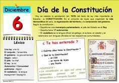 6 de Diciembre: Día de la Constitución