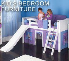 Furniture: kids bedroom furniture