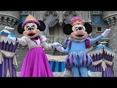 Disney Celebration of True Love Week Event at Magic Kingdom, Walt Disney World w/Princesses
