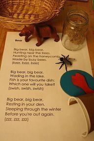 Montessori-Inspired Poetry Activities | LivingMontessoriNow.com