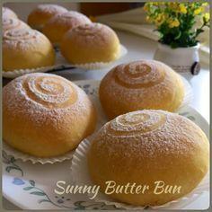 My Mind Patch: Sunny Butter Bread 玉米南瓜奶油面包