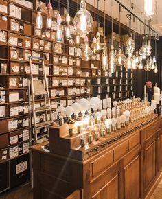 Adresse Deco Le Bazar D Electricite Deco Meuble De Metier Magasin Luminaire