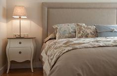 #Decoracion #Contemporaneo #Dormitorio #Camas #Comodas #Lamparas