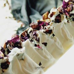 Natural soap - Rose