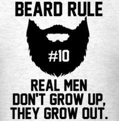 Respect is earned Beard Styles For Men, Hair And Beard Styles, Beard Quotes, Viking Beard, Beard Humor, What Men Want, Beard No Mustache, Moustache, Beard Love