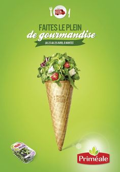 Primeale Salad Ad