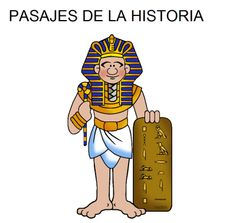 Competencias básicas con el pasaje de la historia de Tutankamón