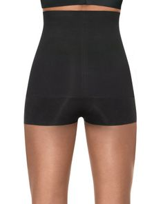 I love spanks... but WHY do they show them on super skinny thigh-gap models with ZERO need for any sort of slimming garment?  annoying.
