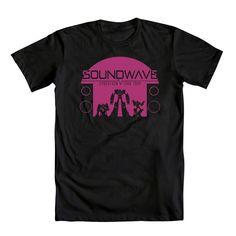 Welovefine:Soundwave Concert Tee
