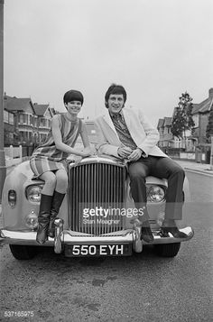 John Entwistle and Alison Wise...