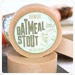 Rinse Bath & Body Co. Oatmeal Stout Soap Bar