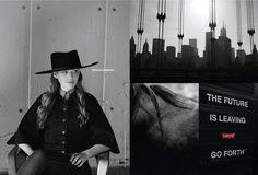 www.pegasebuzz.com | The Fashion Horse : Levi's Fall-Winter 2013