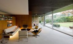 Richard Neutra | Interior