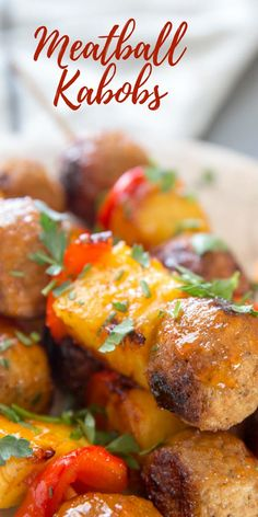 This kabob recipe is the perfect blend of sweet and spicy!This is a great meal to entertain with and it only takes minutes to prepare! Veal Recipes, Kabob Recipes, Side Recipes, Turkey Recipes, Grilling Recipes, Appetizer Recipes, Crockpot Recipes, Dinner Recipes, Dinner Ideas