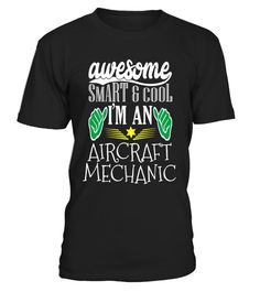 """# AIRCRAFT MECHANIC Awesome Smart Cool Tee Shirt Cute Gift .  Special Offer, not available in shops      Comes in a variety of styles and colours      Buy yours now before it is too late!      Secured payment via Visa / Mastercard / Amex / PayPal      How to place an order            Choose the model from the drop-down menu      Click on """"Buy it now""""      Choose the size and the quantity      Add your delivery address and bank details      And that's it!      Tags: Is an Awesome Smart Cool…"""