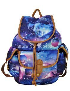 501d7c467612 Galaxy Printing Backpack School Rucksack 2014 by ofeksindustry