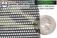 Camo-Leno™ Nylon Camouflage Mesh