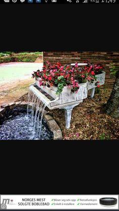 Hage gardening diy piano