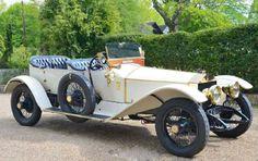 1912 Tourer Eastern Gem by H.J. Mulliner (chassis 2078)