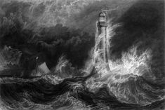Description Bell Rock Lighthouse during a storm cph.3b18344.jpg
