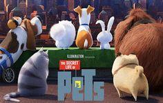 Muito além dos livros e filmes!: Filme - Pets, a vida secreta dos bichos (2016)