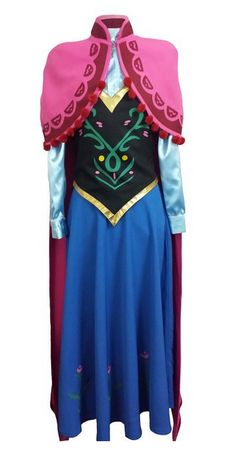 Princess Anna Costume for Adults