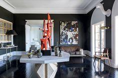 Cоздатель сайта 1stdibs миллионер Майкл Бруно (Michael Bruno) и его дом