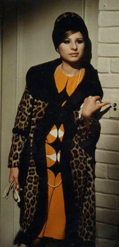 Barbra Streisand in Funny Girl (1968). Costume Designer: Irene Sharaff