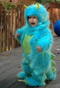Cute sully costume!!!