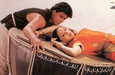 Today 7 April 2014 completed full 17 years from date of release #Koyla (7April 1997 IMD)...  @Olivia Gulino SRK @Madhuri Jain Dixit pic.twitter.com/tdVIRnOq2L