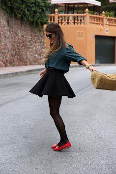 twirly skirts