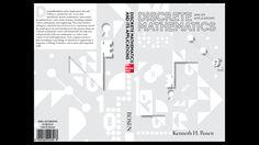 MATH BOOK COVER by Rene Portillo, via Behance
