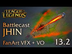 COMPLETE version of my fan-made VFX for BATTLECAST Jhin. All feedback is greatly welcome! :)  Music from Riot Games Sound Design by Quinn Boyce-Bacon Voice Over by Tyler Fultz  Interactive Player: http://www.sirhaian.net/portfolio/Lea... (Doesn't work in Chrome, sorry guys)  Check out my social accounts for WIPs and more: https://twitter.com/Sirhaian https://www.facebook.com/sirhaian.arts  Disclaimer: I do not claim any rights on the model and its animation, I only use it for practi