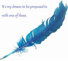 The harvest moon tradition the lie feather ~ its lime a ring only a feather lol