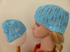 Items similar to Mommy and me matching knit summer hat for toddler and mom, set of 2 natural fibers cotton mother daughter ladies on Etsy Knitted Hats, Crochet Hats, Summer Hats, Mommy And Me, Sun Hats, Knitting, Trending Outfits, Unique Jewelry, Handmade Gifts