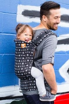 Tula Standard Ergonomic Baby Carrier- Jet