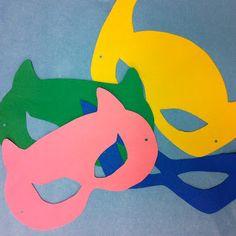 Superhero Mask Craft!