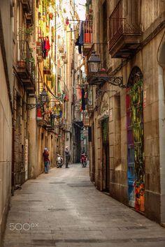 Barri Gótic - Barcelona by Jose Antonio García on 500px
