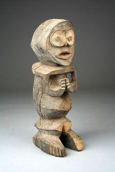 Mambila Figure: Female (Tadep) | Metropolitan Museum of Art