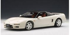 Honda Nsx Type R White 1992 AUTOart 73296