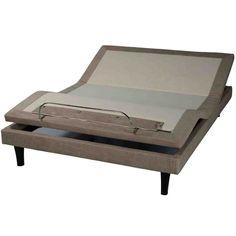 adjustable bed base king - Split King Adjustable Bed