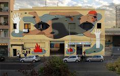 Beyond Banksy Project / Agostino Larcuci