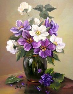 """""""Florile Zorilor"""" - Anca Bulgaru"""