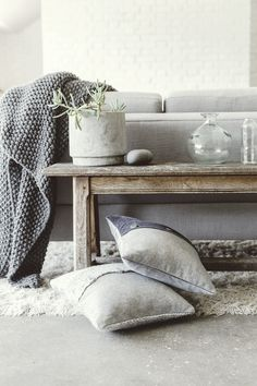 Our Hygge cushions are stylish as well as comfortable. Get yours here -->> http://www.mintvelvet.co.uk/hygge-knitted-cushion/hygge/mint-v/fcp-product/4660