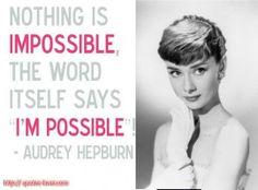 Top Ten Quotes from Audrey Hepburn