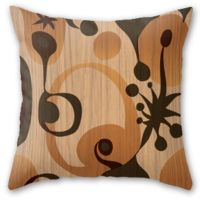 Pillow based on 'The Jester'