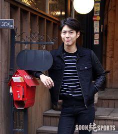 Park Bo Gum - answer to my prayer. Korean Men, Korean Actors, Korean Wave, Kim Yoo Jung Park Bo Gum, Park Go Bum, Kbs Drama, Moonlight Drawn By Clouds, Korean Drama, The Man