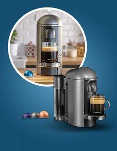 Votre machine à café Vertuo Nespresso - Elle