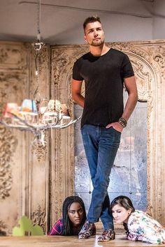 Dreamshoe.ch #footwear #men #shoes Modern, Footwear, Couple Photos, Couples, Mens Tops, T Shirt, Shoes, Fashion, Fall 2015